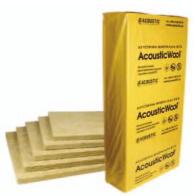 Acoustic Floor Sinet- 20мм 120 кг/м3  Изоляция ударного шума -цена за метр кв