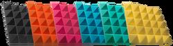акустический поролон Pyramid Gain