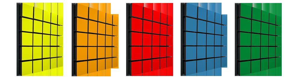 Акустические панели Tetras