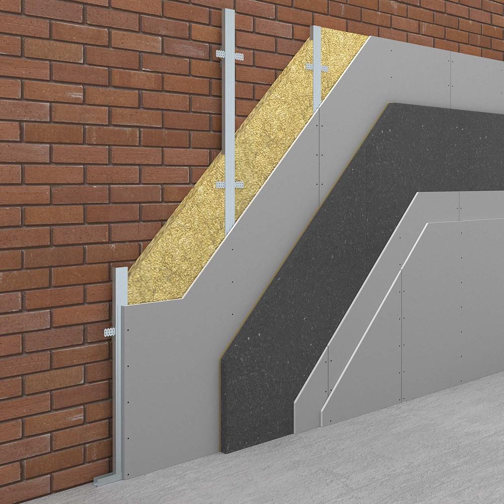 Звукоизоляция стен в квартире Macsound prof