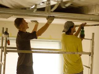 Акустическая изоляция стеновых перегородок- методы звукоизоляции стен