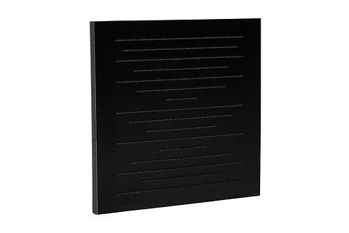 Акустическая панель Ecosound EcoPulse black 50х50 см 73мм Черный
