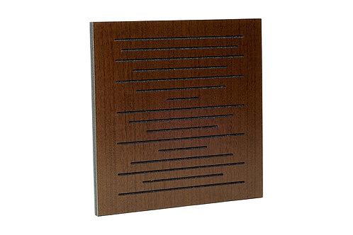 Акустическая панель Ecosound EcoPulse brown 50х50 см 53мм Коричневый