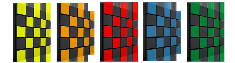 Акустические панели Tetras acoustic