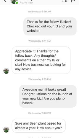 Engaging Through DM