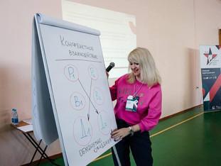 Окружная школа руководителей штабов студенческих отрядов, г.Ноябрьск