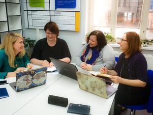 Рабочая встреча с заместителем руководителя Департамент занятости населения Ямало-Ненецкого автономн