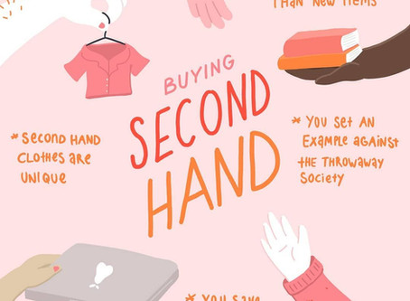 Fast fashion and textile waste: give your clothes a second chance