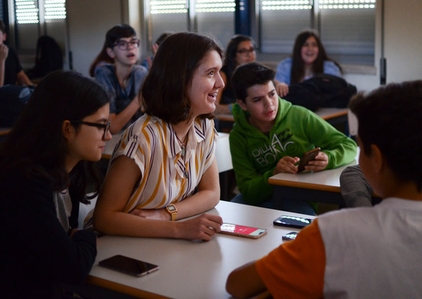 """""""Escola Secundária de Valongo""""/8th grade"""