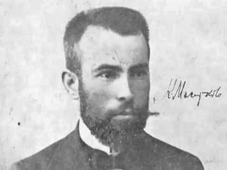 Krste Petkov Misirkov