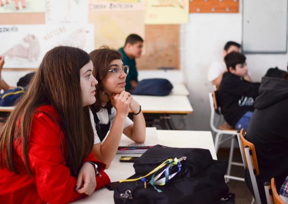 """""""Escola Secundária de Valongo""""/9th grade"""