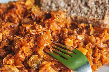 Bigos – Polish hunter's stew (Poland)