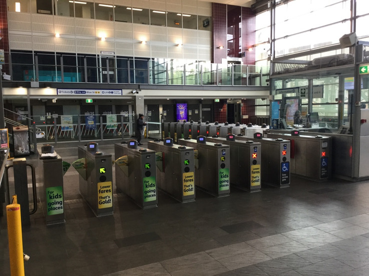 North Sydney Station Upgrade