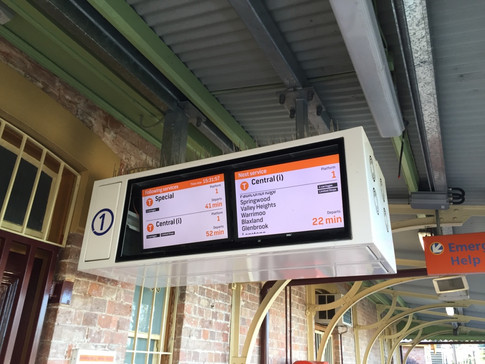 Wentworth Falls Station Upgrade