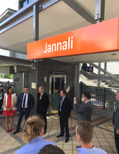 Jannali Station Upgrade