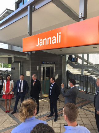 Jannali Station Upgrade