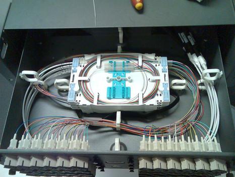 Liverpool Fibre Installation