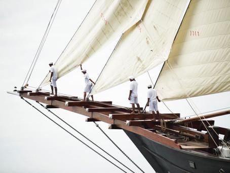 Deirdre Renniers Masterminds Amandira, an Indonesian Phinisi Superyacht