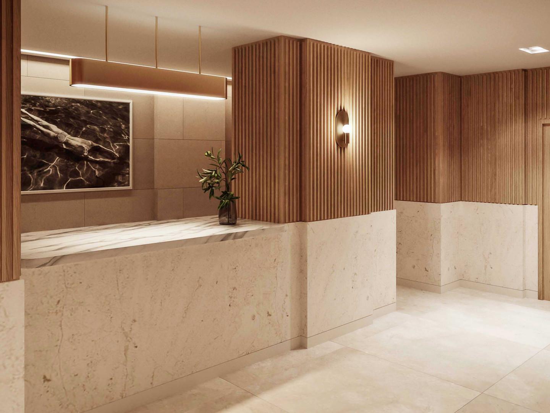 Spa interior project