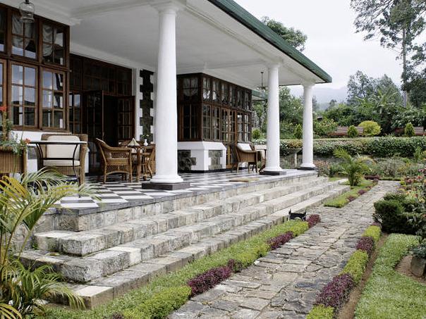 Luxury bungalows   Ceylon Tea Trails
