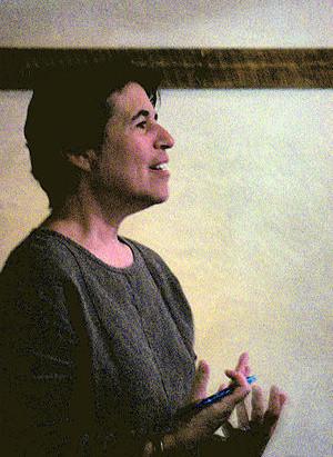 A La Natalie Goldberg