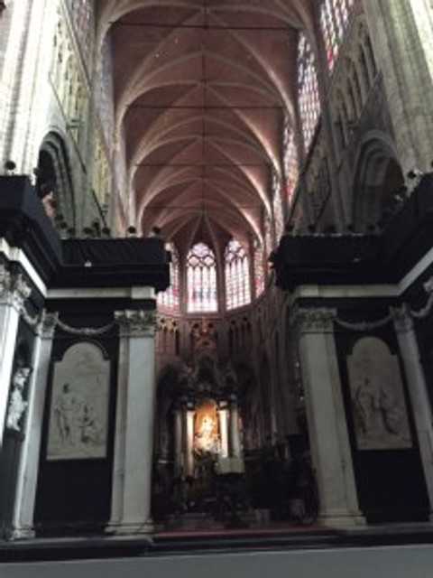Cathedral at Ghent