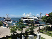 superyacht agent indonesia benoa marina operator