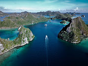 superyacht agent indonesia provisioning