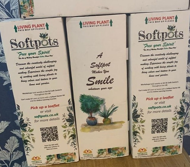Softpot Gift Box Kit