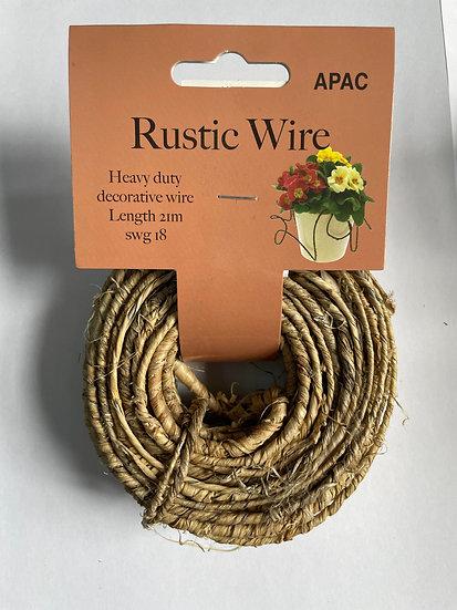 Rustic Heavy Duty Wire