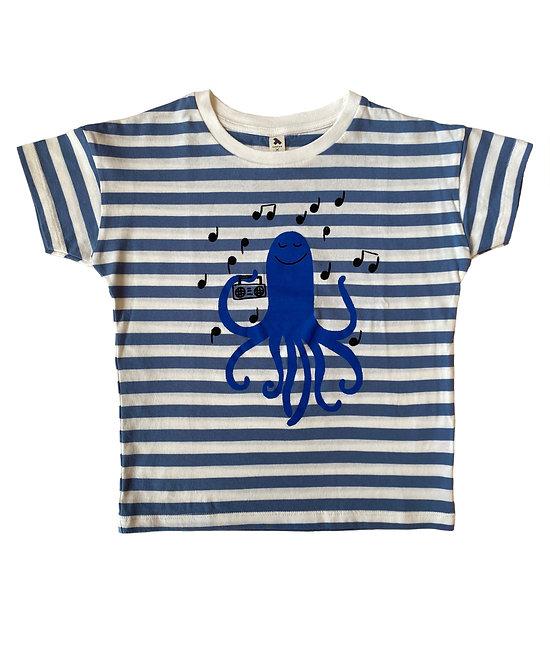 T-Shirt Momo Octopussy