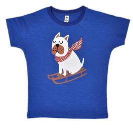 T-shirt momo dog