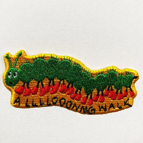 Badge A loooong walk