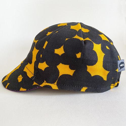 RIDER CAP BIG FLOWER
