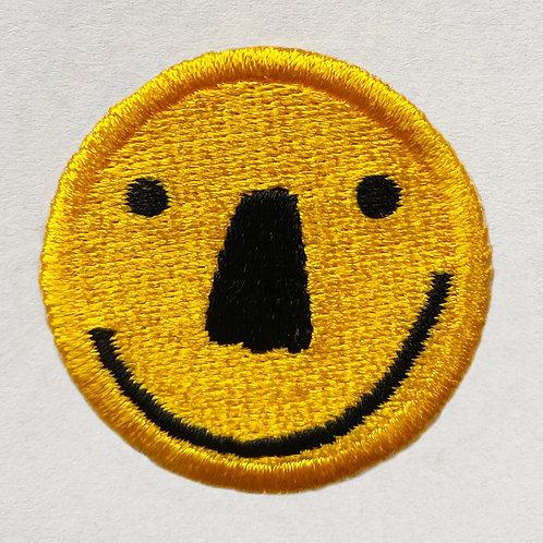 Badge Smiley
