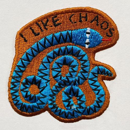 Badge I like Chaos