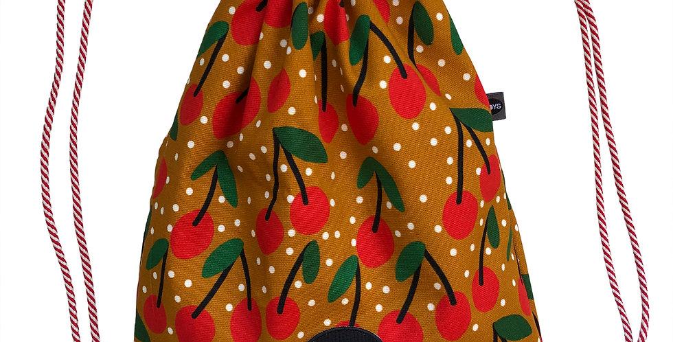 GYM Bag Cherry