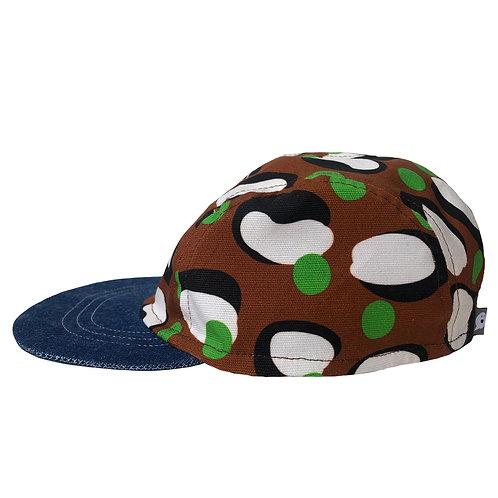 5 PANEL CAP PANTHER