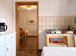 FeWo Königstein Küche