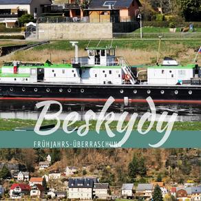 Beskydy - Ein tolles Schiff