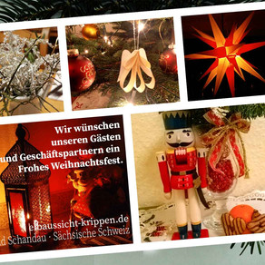Frohe Weihnachtstage 2017