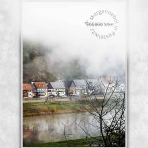 Nebel über Bad Schandau - Postelwitz