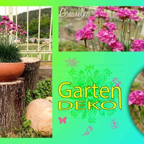 Gartendekoration - Elbaussicht - Krippen