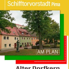Am Plan - Alter Dorfkern in Pirna