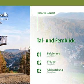 Skywalk • Bad Schandau • Ostrau