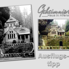 Das Geheimnisvolle Haus in Hrensko