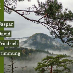 Casper-David-Friedrich-Stimmung in der Sächsischen Schweiz