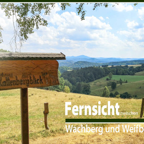 Kaltenbergblick in der Sächsischen Schweiz