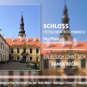 Ausflugstipp: Schloss Decin