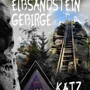 Auf den Weg zum Spitzstein - Aussicht vom Katzstein